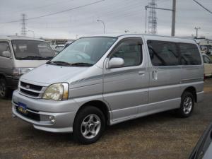 トヨタ ツーリングハイエース Vパッケージ ディーゼル4WD キーレス CD ABS