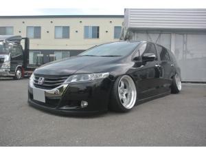 ホンダ オデッセイ M・車高調・社外アーム・ブレンボ・エアロ