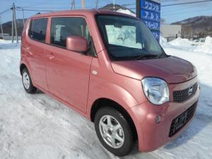 日産 モコ S シャーシーアンダーガード塗装施工済み