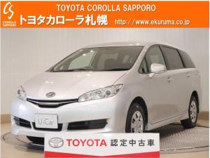 トヨタ ウィッシュ 1.8X 4WD ETC・ドライブレコーダー付