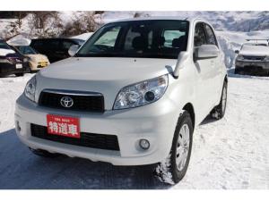 トヨタ ラッシュ X 4WD ETC 寒冷地仕様 除菌済