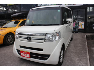 ホンダ N-BOX G・Lパッケージ 4WD エンスタ 夏・冬タイヤ付
