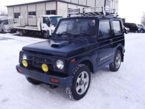 スズキ ジムニー 4WD ターボ オートマ JA11V 本州仕入 パワステ