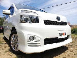 トヨタ ヴォクシー Z ETC バックカメラ ナビ 1年間距離無制限保証