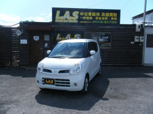 日産 モコ G FOUR 4WD 寒冷地 ベンチシート シートヒーター