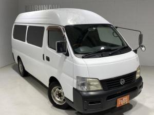 日産 キャラバン SロングDX4WD軽油ETCモモステマニュアル5速