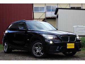 BMW X1 xDrive 20i Mスポーツパッケージ BMW X1 20i Mスポーツ 4WD 2,000cc 検R4年10月 純正Mスポーツアロイ 冬タイヤホイール 純正ナビ 地デジ バックカメラ キセノンライト フォグ ETC
