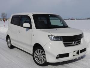 トヨタ bB Z Qバージョン 4WD アルミホイール 車検整備付
