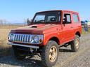 スズキ/ジムニー ワイルドウインド 4WD リフトアップ ターボ 寒冷地仕様