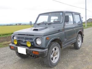 スズキ ジムニー HA 4WD MT パワステ ノーマル ベース