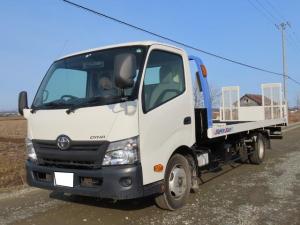 トヨタ ダイナトラック  積載車 搬送車 タダノ ラジコン
