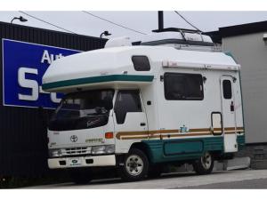 トヨタ カムロード 4WD バンテックジル☆ディーゼル☆キャンピングカー