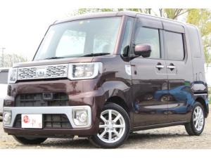 ダイハツ ウェイク X SA 本州仕入 車検整備付 4WD ナビ Bカメラ
