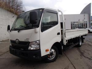 トヨタ ダイナトラック 4.0DT ワイドロング高床 4WD 2t平ボディ ETC