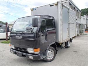 日産 アトラストラック ドライバン 1.35t 4WD AC無