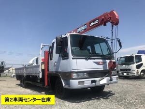 日野 レンジャー 中古 ワイド3段ラジコン セルフクレーン