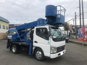 三菱ふそう キャンター  中古 高所作業車 9.9m