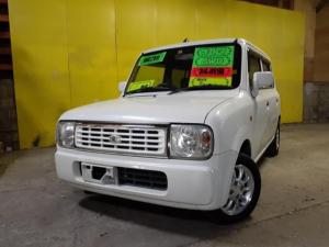 スズキ アルトラパン G エディション AT 4WD