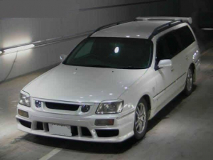 i日産 ステージア 25t RS FOUR V 4WD