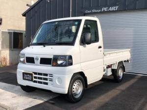 日産 クリッパートラック SD 4WD 本州仕入れ