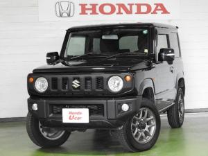 スズキ ジムニー XC セーフティサポート LEDヘッドライト 4WD