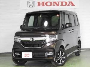 ホンダ N-BOXカスタム G・Lホンダセンシング サポカーS ナビ リアカメラ 4WD