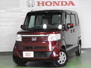 ホンダ N-BOX G・Lパッケージ ナビ ETC 4WD