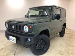スズキ ジムニー XL スズキセーフティサポート 4WD 5速マニュアル ワンオーナー 車検令和5年10月