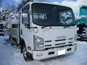 いすゞ エルフトラック  ワイドロング2t積 4WD