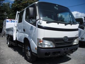 トヨタ ダイナトラック Wキャブロング 4WD リアヒーター ABS