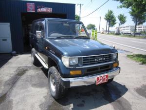 トヨタ ランドクルーザープラド 4WD 4ナンバー リフトUP AW ETC SUV ターボ