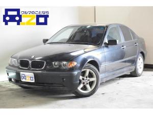 BMW 3シリーズ 318i 純正アルミ 純正オーディオ