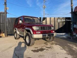 トヨタ ランドクルーザープラド SXワイド 4WD