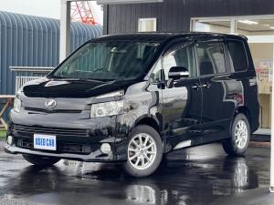 トヨタ ヴォクシー ZS 4WD パワースライドドア フルセグTV バックカメラ 純正HDDナビ CD・DVD・データ再生 ETC HIDライト イモビ