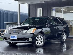トヨタ マークIIブリット 2.0iR Four 4WD 純正DVDナビ ETC HIDヘッドライト 横滑り防止 純正アルミホイール CD・DVD再生 フォグライト イモビ