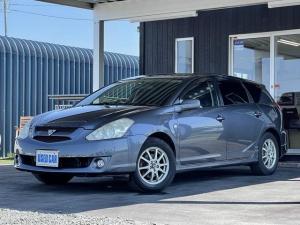 トヨタ カルディナ ZT 4WD 寒冷地仕様 HIDヘッドライト ETC 社外アルミホイール フォグライト ドアバイザ 純正オーディオ CD再生