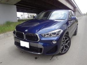 BMW X2 xDrive 20i MスポーツX 4WD メモリーナビ