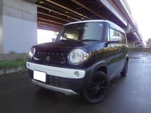 スズキ ハスラー Jスタイル 4WD 純正エンスタ 夏冬タイヤ