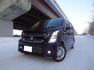 スズキ ワゴンRスティングレー ハイブリッドX 4WD セーフティーサポート マット LED