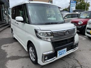 ダイハツ タント カスタムX トップエディションSAII4WD