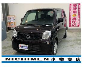 日産 モコ S FOUR 4WD CDオーディオ付