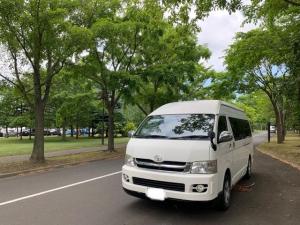 トヨタ ハイエースバン SロングDX