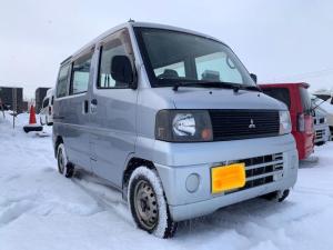 三菱 ミニキャブバン CD  4WD  当日納車可能 訳あり 現状