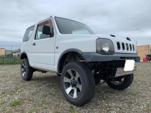 スズキ ジムニー XL 当日納車ok 4WD 新品2インチアップ 社外マフラー