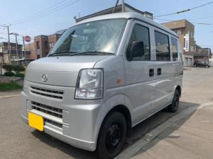 マツダ スクラム PA 4WD 車検令和5年7月まで 即日納車可能