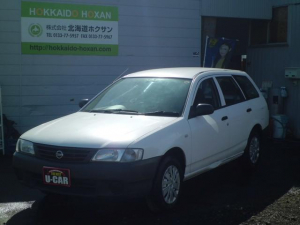 i日産 ADバン VE4WD