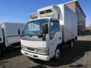 いすゞ エルフトラック 2t 冷蔵 冷凍 -15℃