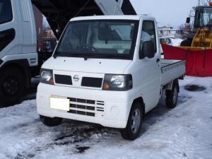 日産 NT100クリッパートラック 4WD