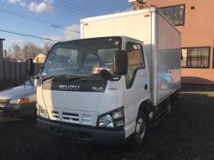 いすゞ エルフトラック 1.3箱 4WD AT