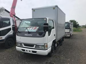 いすゞ エルフトラック 1.5t積 パネルバン 4WD フル装備 AT